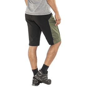 Lundhags M's Makke Shorts Forest Green